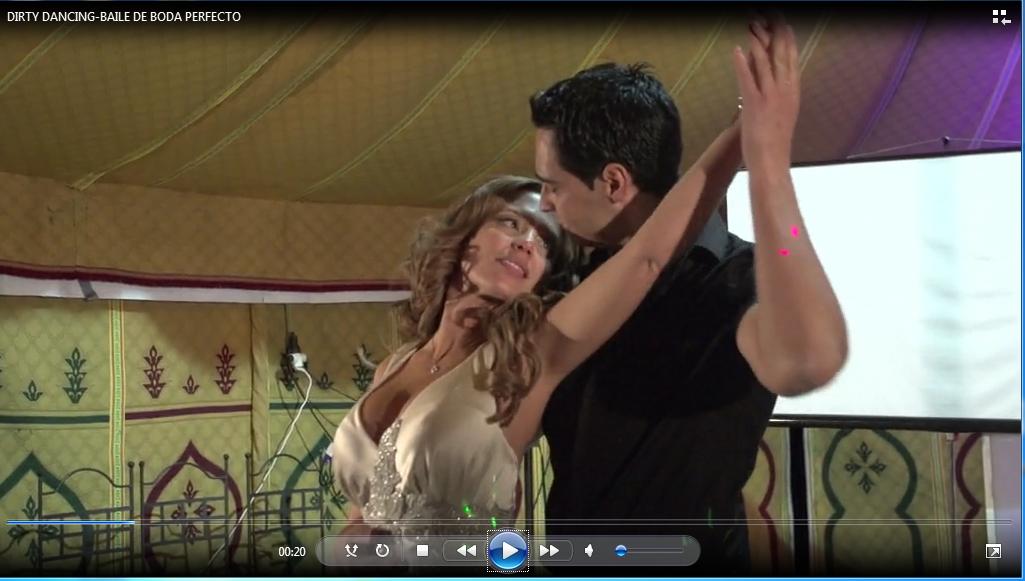 Dirty Dancing-Baile de boda perfecto-juanbrenesdancer.com