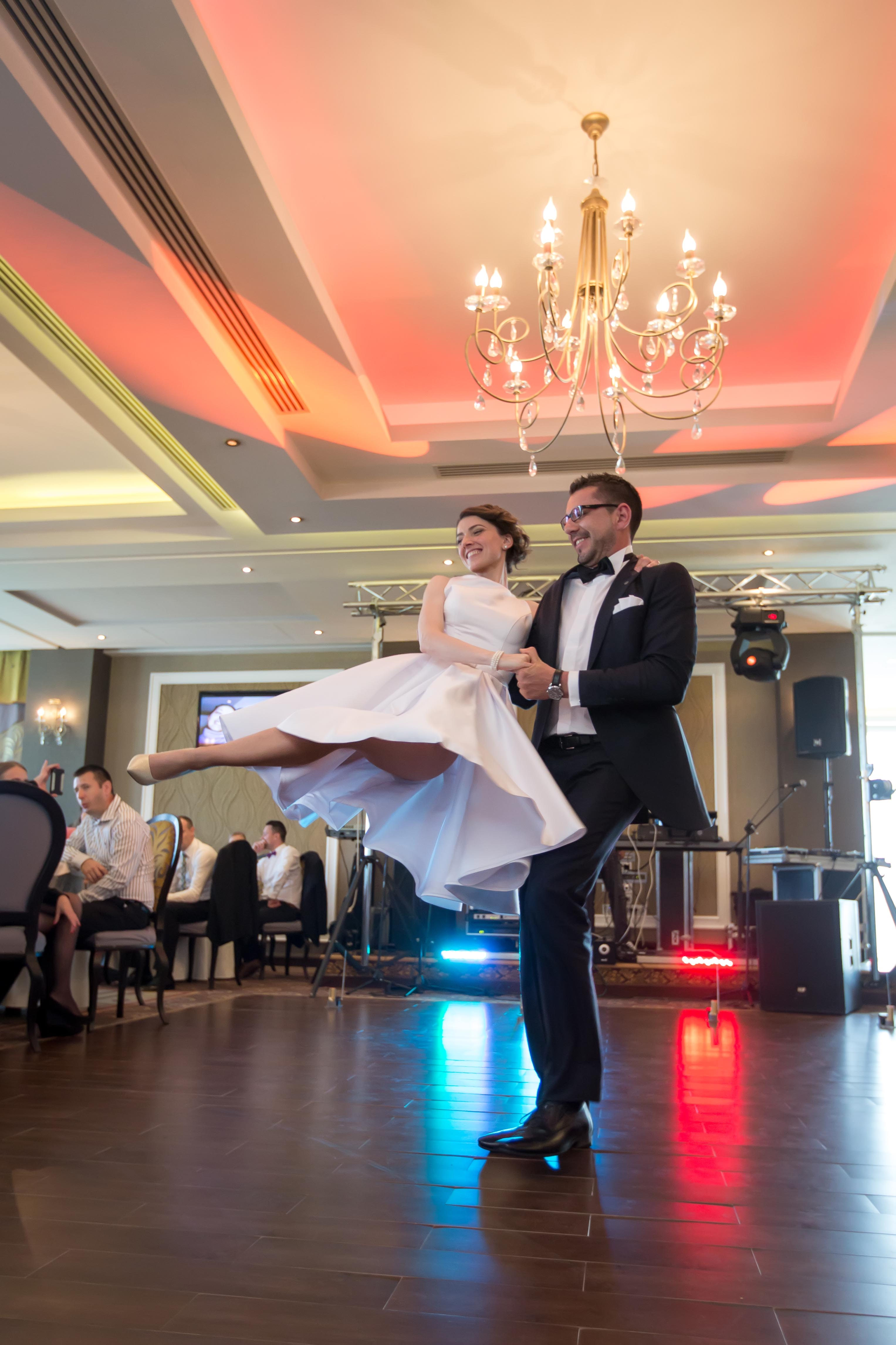 Bailes de Salon y Bailes Latinos Baile de Novios Madrid Baile Nupcial Baile de Boda Juan Brenes y Laura Holt