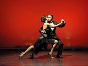 Baile de Boda Tango