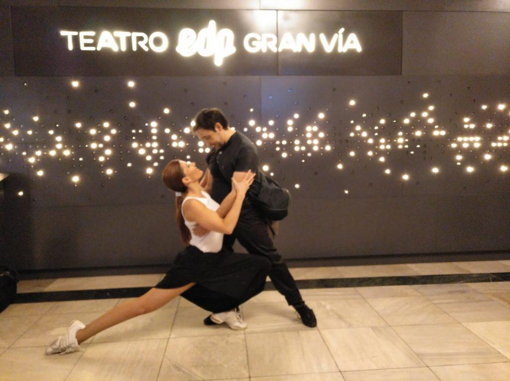 Recomendaciones Clases Online Clases de Baile Online Horarios Academia de Baile Madrid Clases de Baile Juan Brenes Dancer Laura Holt Dancer
